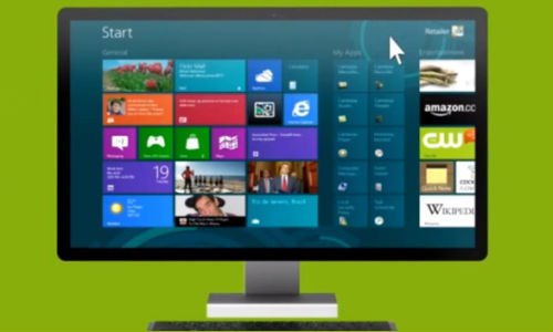 Microsoft Apparently Removed First ever Windows 8 Ad Leaked on YouTube