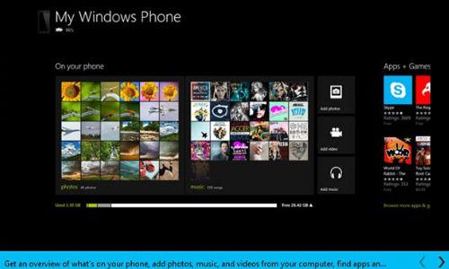 Microsoft Launches App to Sync Windows 8 Desktops and Smartphones Ahead of WP8 Event