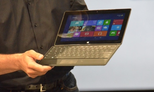 Microsoft Surface Ad Goes on Air Ahead of Launch Next Week