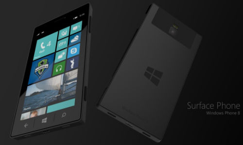 Microsoft Surface WP8 Smartphone to Release in Q1 of 2013