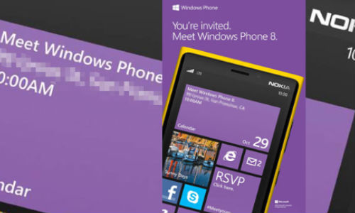 Windows Phone 8 Release: Watch the Microsoft Event Live on Facebook