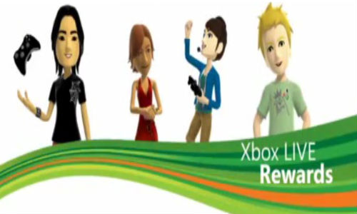 Microsoft Xbox Live Rewards Program: Lures Gamers to Play More to Achieve More