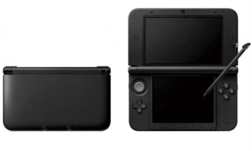 Nintendo Announces New Black 3DS XL/LL and Special Editions