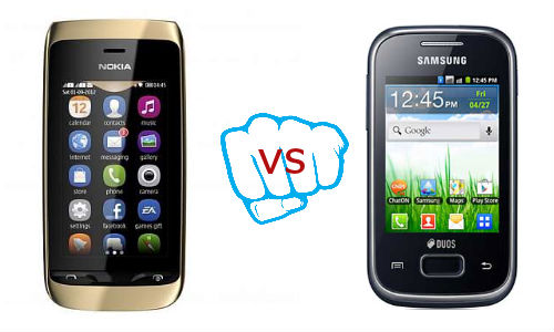 Nokia Asha 308 vs Samsung Galaxy Y Duos Lite: Price War Heats up Between Dual Sim Smartphones