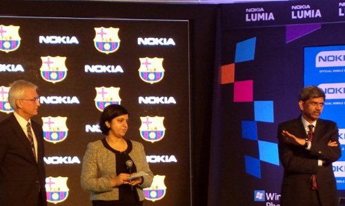 Nokia teams with FC Barcelona, unveils new 'Tiki Taka' Ad Campaign for Lumia Phones