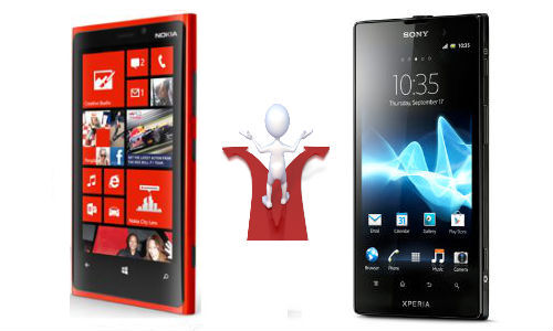 Nokia Lumia 920 vs Sony Xperia Ion: Shootout of the Flagship Smartphones