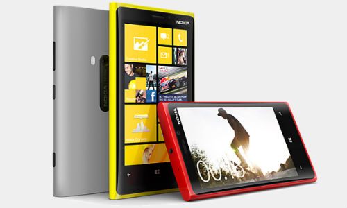 Nokia Lumia 920 Coming to India in November