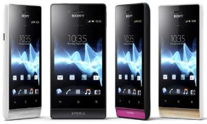 Sony Xperia SL, miro and Xperia J Officially Launched in India at Rs 32,549, Rs 15,249 and Rs 18,399
