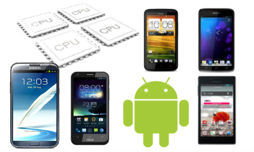 Quad Core War: Top 5 Android Devices Ready For Combat With an Extra Core