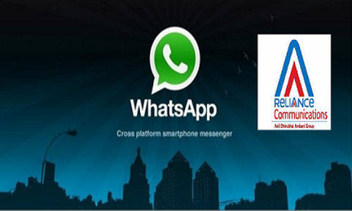 Reliance Inks a Deal with WhatsApp for GSM Subscribers