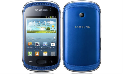 Samsung Unveils Budget Galaxy Music Smartphone, Packs Android ICS and dual-SIM Variant