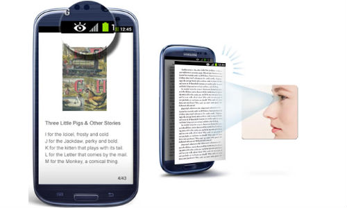 How to use Smart Stay on Samsung Galaxy S3?