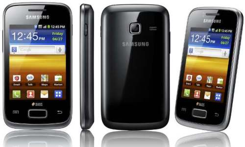 Samsung Galaxy Y Reportedly Receives Minor Software Update