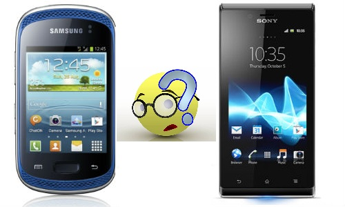 Samsung Galaxy Music vs Sony Xperia J: Which is a Better Music Smartphone?