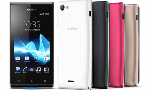 Sony Xperia J now Available in India Online, Best Deal @ Rs 15,840
