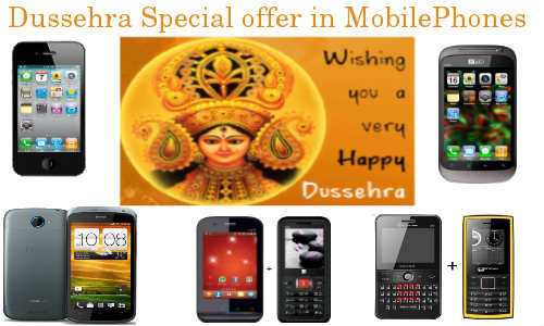 Top 5 Dussehra Special Offers for Buying Mobile Phones Online