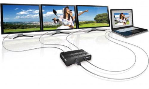 Matrox Announces TripleHead2Go Digital SE Multi-Monitor Adapter