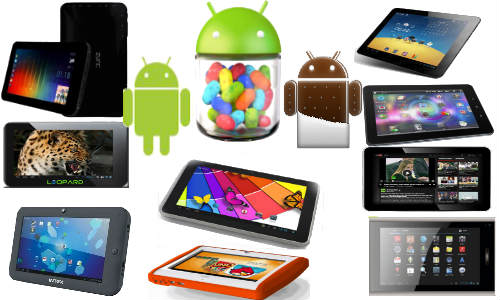 Top 10 Budget Android Tablets Launched in October 2012