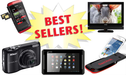 Top 10 Best Selling Gadgets on Snapdeal this Week