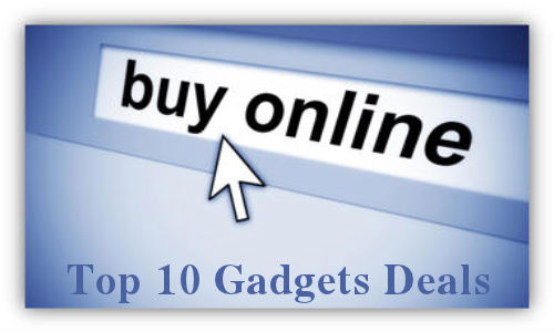 Weekend Guide: Top 10 Online Deals on Smartphones, Tablets, Camera, Headsets and More