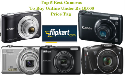 Smart Deals: Top 5 Best Cameras to Buy Online Under Rs 10,000 Price Tag