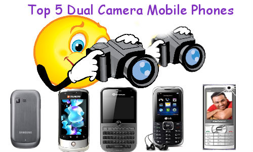 Top 5 Dual Camera Mobile Phones Under Rs 5,000 with Best Online Deals