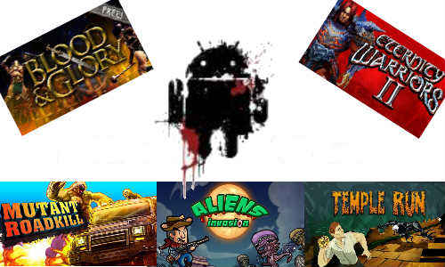 Top 5 Most Downloaded Action packed Games on Google Play