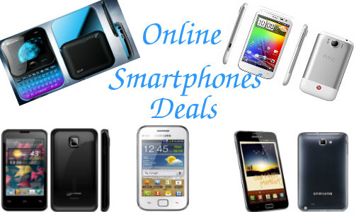 Weekend Guide: Top 5 Best Online Deals on Smartphones This Week