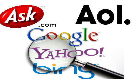Top 5 Best Search Engines