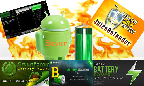 Top 5 Free Apps to Increase Your Android Smartphone's Battery Life