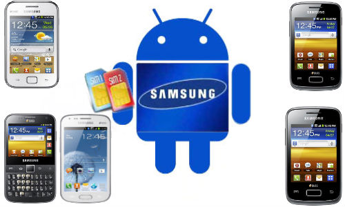 Top 5 Hottest Selling Dual SIM Samsung Galaxy Smartphones