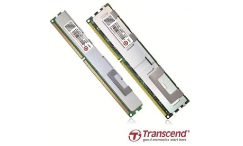 Transcend Launches High Speed 32GB and 16GB DDR3 Registered Memory Modules