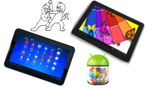 Wicked Leak Wammy Desire vs Karbonn Smart Tab 2: Which Budget Jelly Bean Tablet is Best For You?