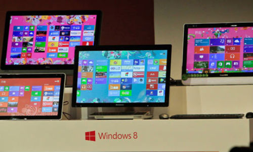 Microsoft Releases Windows 8 in India for Rs 699 and Rs 1,999: Take A Tour Across its Top Features