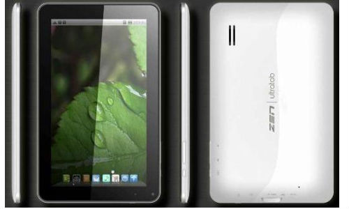 Zen Ultratab A900 Released: Specs, Price, Availability and More