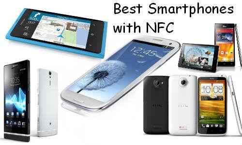 Top 5 Best NFC Smartphones to Buy in India