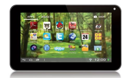 Fujezone Launches 7 Inch Android ICS MT-12 Tablet at Rs 6,199