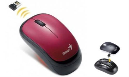 Genius 6000Z: Inspan Introduces Traveler Friendly Mouse in India at Rs 1,950