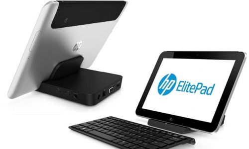 ElitePad 900 Windows 8 tablet unveiled by HP