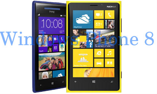 Windows Phone 8 Based Nokia Lumia 920 and HTC 8X Up For Pre Order on Best Buy