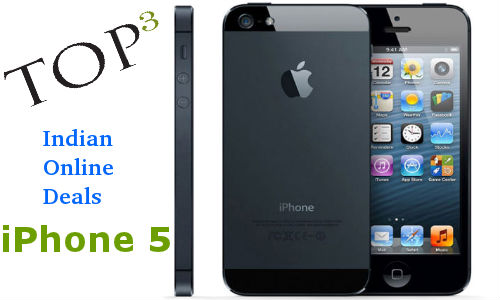 Apple iPhone 5: Top 10 Online Deals Available in India Buy Right Now