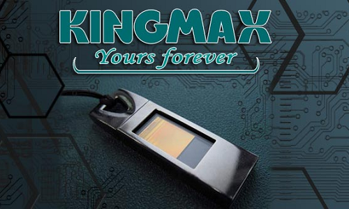 Kingmax Brings Transparent Looking USB Flash Drive