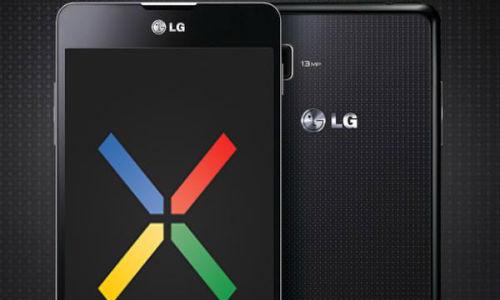 LG Nexus: Image Leak Reveals Optimus G and Galaxy Nexus Like Design [PICTURES]