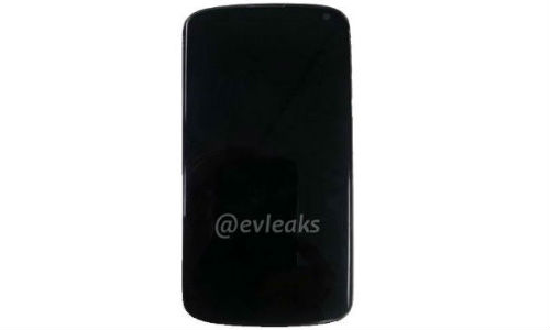 LG Nexus 4 Pictured Again: Latest Leak Confirms Name, Specs and More