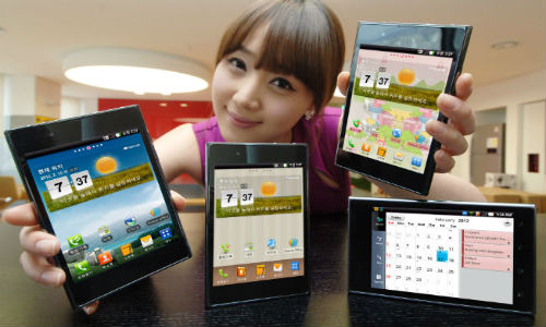 LG Optimus Vu: Samsung Galaxy Note 2 Competitor  Launched In India at Rs 34,500
