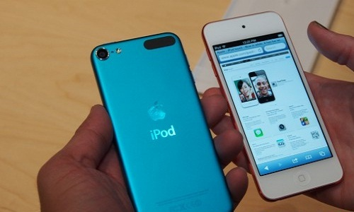 New iPod Touch: Apple Kick offs Shipping Pre-Ordered Units