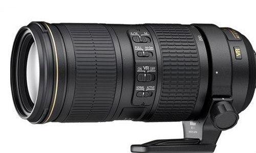 Nikon Introduces Telephoto Zoom Lens AF-S NIKKOR 70-200mm f/4G ED VR