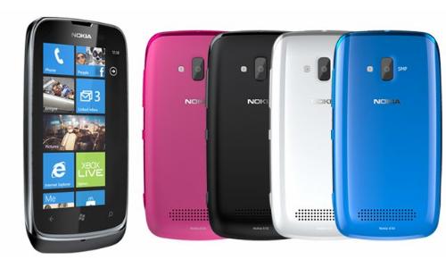 Nokia Announces Lumia 610 to Receive Firmware Upgrade Soon