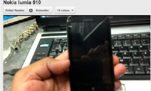Nokia Lumia 510 Latest leak Confirms Price, Specs, Availability and More