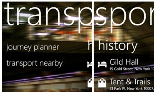Nokia Transport Beta App Updated for Windows Phone [DOWNLOAD]